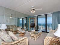 2 bedroom beach front condo located on the 7th floor