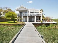 4 Bedroom 3 Bathroom With Private Dock And Surrounding Marsh