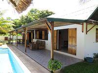 Villa Bungalow sleeps 4 + 2 beds with bathroom