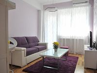 Apartment in the center of Skopje with Internet Air conditioning Lift Washing machine 416198