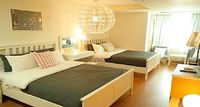 Apartment in Seoul 1 bedroom 1 bathroom sleeps 5
