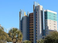 This is a 2 bedroom 2 bath oceanfront condo in the heart of Myrtle Beach