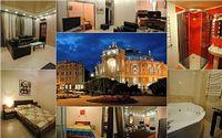 Apartment in Odesa 2 bedrooms 2 bathrooms sleeps 6