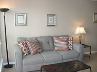 Beautiful Beach front Condos No Need to worry about crossing the busy Sea Wall Blvd