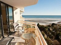 3-BR 3-BA South Tower Condo Sleeps 8 Ocean Views Newly Renovated Wi-Fi