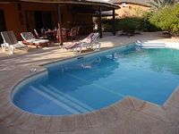 Villa with pool for 6 presonnes
