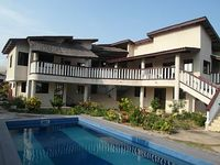 Grand Popo Benin Character house with garden pool and panoramic views