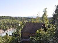 Alaskan Log Cabin 1 Loft Bedroom 17 miles from town Soldotnaot