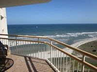 3-BR 3-BA Oceanfront Condo Sleeps 8 Great Views Ind Outdoor Pools Wi-Fi