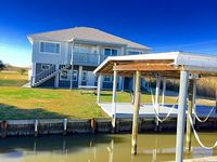 Waterfront 5BR Slidell House w Private Boat Dock