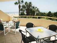 3-BR 2-BA Oceanfront Condo side Wi-Fi Ind Outdoor Pools Tennis Fitness