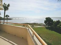 2-BR 2-BA Oceanfront Condo South Tower Sleeps 6 Wi-Fi Ind Outdoor Pools