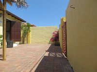 For Rent A Detached Bungalow of 40 M2 With Covered Terrace