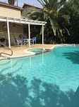 5 Br 3Bath Luxury Renovated Spacious 2700 Square Ft Single House With Pool