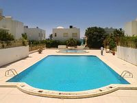 Seaside apartment in the Aquarius residence w air con pool WiFi - near Hammamet 50m from beach