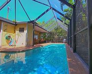 Vacation Rental Home with Private Pool in Clearwater Beach