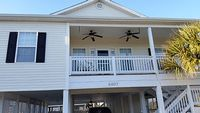 Stunning 4 Bedroom 3 Bath Home in Cherry Grove Beach area of North Myrtle Beach