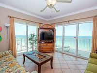 Crystal Shores West offers everything you want in a beachside vacation resort This 108 unit building crowns a prime location on the beautiful West Beach of Gulf Shores Enjoy a limitless view of the big sky and emerald waters of the Alabama Gulf Coast from your private wraparound balcony accessed from the living room and from your spacious master bedroom A zero entry outdoor pool plus many ot