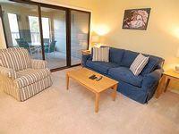 Courtside 1607 1 BR 1 BA villa in Seabrook Island Sleeps 4