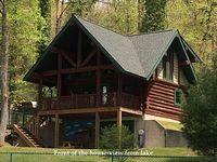 Lake Side-Log Cabin-Cozy-Quite-Brevard-Asheville-Hendersonville