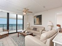 3 bedroom 3 bath beach front condo - 1008