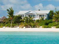 Crystal Sands Villa - Sapodilla Bay Beach Luxury Beachfront Beach Level Suite