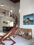 COSTA DO SOL- 70 METERS BEACH 4 SUITES WITH AIR CONDITIONING SWIMMING POOL TV CABLE