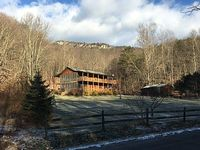 Private Creekside Cabin With Guesthouse Hot Tub Near National Forest Trails