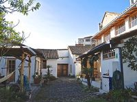 Suite Lagarto With Beautiful Gardens In Historical Quito