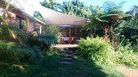 Maisonette in vegetation calm and rest