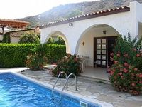 Villa in Pissouri Bay Limassol Cyprus - 10 Min Easy Stroll To Blue Flag Beach Midway Between Paphos And Limassol