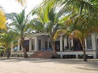 Newly Updated Oceanfront Private House In Hopkins Belize