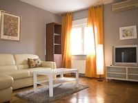 Apartment in Belgrade with Air conditioning Lift Terrace Washing machine 427352