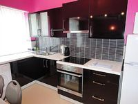Studio apartment 1 km from the center of Anderlecht with Internet Lift Parking Washing machine 396754