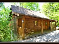 Cabin Fever 3 Minutes From Pigeon Forge WiFi