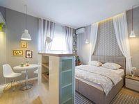 Studio apartment in Belgrade with Internet Air conditioning Lift Washing machine 426717