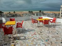 COTONOU Fidjrosse Appart 4 with Terrace SEAVIEW