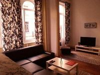 Apartment in the center of Brussels with Internet Lift Balcony Washing machine 459466