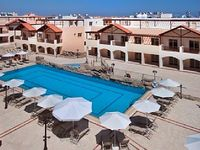 Modern penthouse flat in Larnaca Cyprus with large roof terrace overlooking the Mediterranean Sea