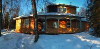 1200 Sq Ft Main Cabin And Guest Cabin Sleeps 9