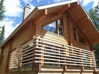 Wooden Square Lodge - Urban Deluxe Cabin Lakeshore