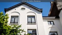 residence in a fantastic Brussel s gallery 2BR 2 bathrooms split level 110m2