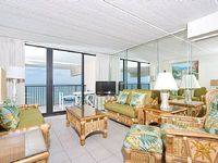 2 bedroom 2 bath beach front condo - 1009