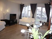 The apartment is located in a quiet area right next to Reykjavik s downtown