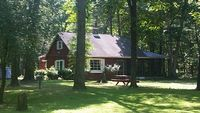 The Cabin At Trout Run - Enjoy The Sounds Of The Stream Only Steps Away