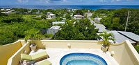 Villa Westlook 2 2 Bedroom - - Ocean View Located in Tropical Saint James with Private Pool