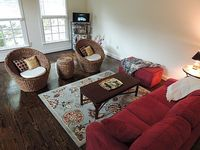 The only vacation rental in historic downtown Corporate Shepherdstown WV