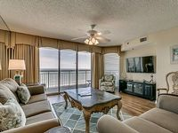 Crescent Shores S 810 - GORGEOUS Remodeled in 2016 Oceanfront 4 Bedroom Condo