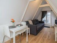 Modern one bedroom roof apartment sleeping up to four guests in Amsterdam s treasured Jordaan dist