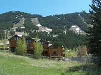 Panoramic Jackson Hole Log Townhouse - Your Adventure Basecamp
